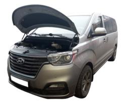 Газовый упор капота Hyundai H-1 рестайлинг 2 (18-н.в.)
