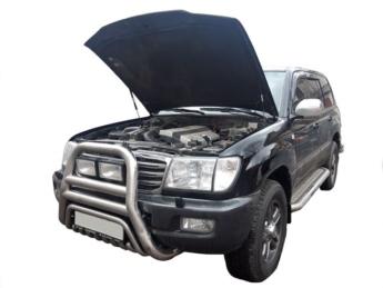Газовый упор капота Toyota Land Cruiser 100