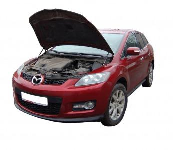 Газовый упор капота Mazda CX7 (06-12 г.в.)