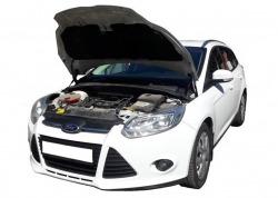 Газовый упор капота Ford Focus 3 (10- 19 г.в.)