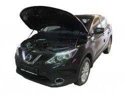 Газовый упор капота Nissan Qashqai J11(14-н.в.)