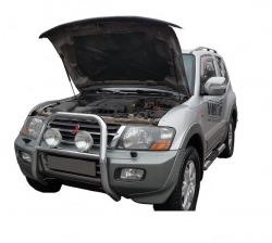 Газовый упор капота Mitsubishi Pajero 3 (99-06 г.в.)
