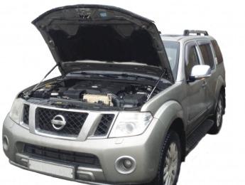 Газовый упор капота Nissan Pathfinder R51/ Navara D40