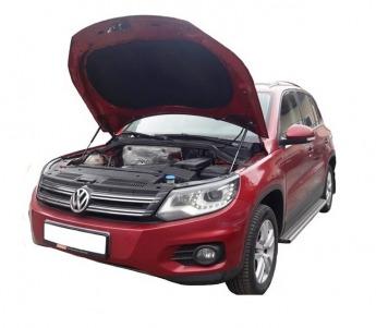 Газовый упор капота Volkswagen Tiguan (07-17 г.в.)