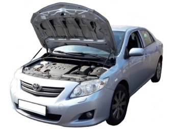 Газовый упор капота Toyota Corolla E150 (06-13 г.в.)