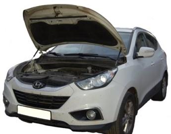 Газовый упор капота Hyundai ix 35 (10-15 г.в.)