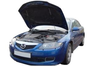 Газовый упор капота Mazda 6 GG (02-08 г.в.)
