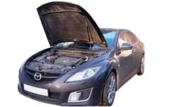 Газовый упор капота Mazda 6 GH (07-13 г.в.)