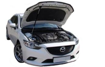 Газовый упор капота Mazda 6 GJ (12-н.в.)
