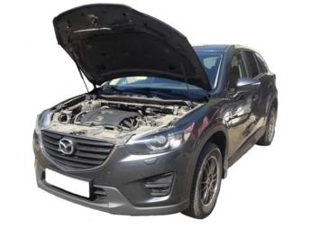 Газовый упор капота Mazda CX5 (11-н.в.)