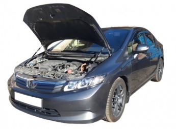 Газовый упор капота Honda Civic 9