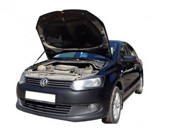 Упор капота Volkswagen Polo 5