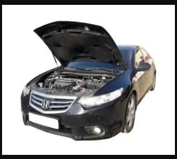 Газовый упор капота Honda Accord 8