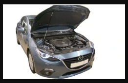 Газовый упор капота Mazda 3 BM