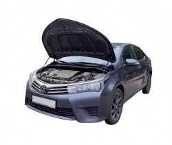 Газовый упор капота Toyota Corolla E160/E170 ( г.в.)